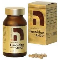 NatureMedic Fucoidan AHCC 60 capsules