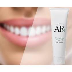 AP24 Whitening Fluoride Toothpaste 110g 4oz