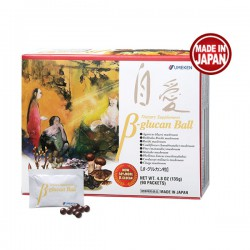 Umeken B-Glucan Ball 3 month supply (90 packets)
