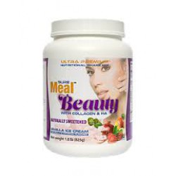 Sure Meal Ultra Premium Nutritional Shake Mix Beauty with Collagen & HA Naturally Sweetened 1.8lb 825g