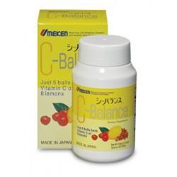 Umeken C-Balance 3 month supply 130g (433 tablets)