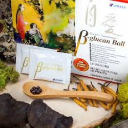 Umeken B-Glucan Ball 1 month supply 30 packets
