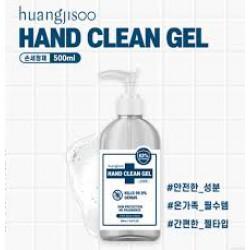 Hand Clean Gel 500ml 16.9oz