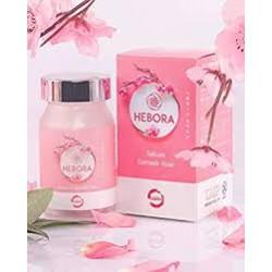 Hebora Sakura Damask Rose 60 capsules