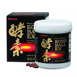 Umeken Koso Ball EX 370g 970 pieces