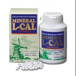 Umeken Mineral L-Cal 130g (approx. 1,300 pieces)