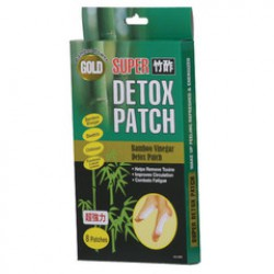Bamboo Vinegar Detox Patch Gold 8 patches