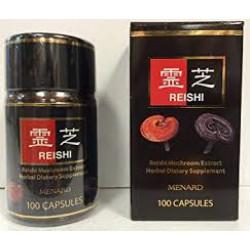 Menardo Reishi A Dietary supplement 100 capsules