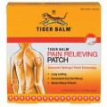 Tiger Balm Pain Relieving Patch (5patches 4 x 2.75 inches each)