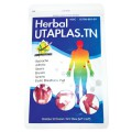 "Herbal UTAPLAS. TN 10plasters 7.5x10cm (2.9""x3.9"") BUY 10 GET 1 FREE"