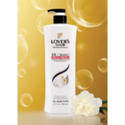 Lover's Hair Professional 3X Oriental Premium Shampoo 800ml 27oz