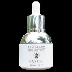 Sayuri SYM Serum Fullerene + SymWhite(R)377 Human Stem Cell + EGF/FGF 30mL