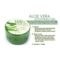 Foodaholic Aloe Vera Soothing Gel 300g