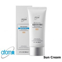 Atomy Sunscreen Beige SPF50+ 2oz 60mL
