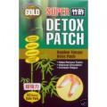 Bamboo Vinegar Detox Patch Gold 32 patches