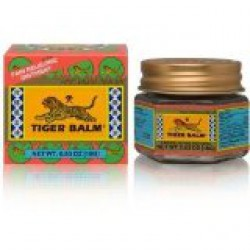 Tiger Balm Red Extra Strength Pain Relieving Ointment 18g